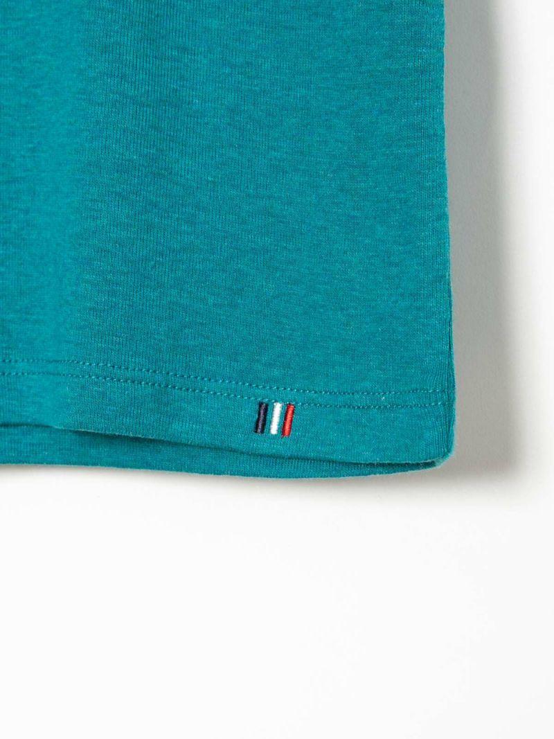 ポンデシャロン(Pont de Chalons)|1×1リブ/ポロシャツ