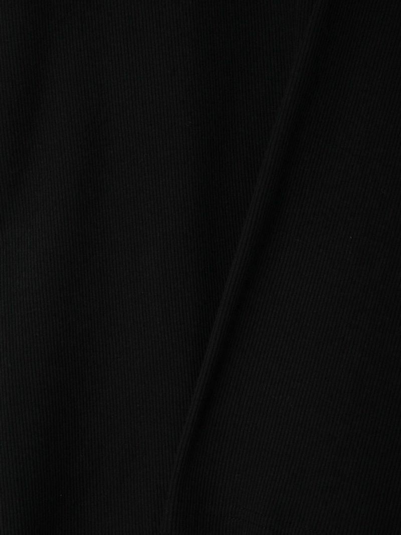 ポンデシャロン(Pont de Chalons) テレコ ボートネックTシャツ